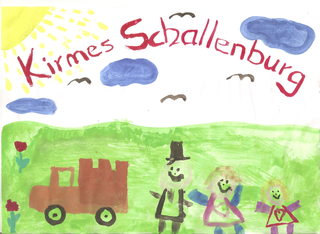 Kirmes in Schallenburg